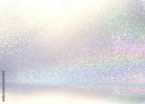 Obraz na plátně Brilliance shimmer 3d background