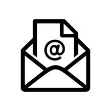 Pocyta E-mail Ikona