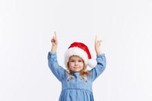 Happy Smiling Child Girl In Sa...