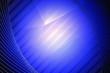 canvas print picture - abstract, blue, wave, design, lines, wallpaper, digital, light, illustration, line, curve, waves, texture, graphic, pattern, technology, art, backdrop, motion, white, gradient, color, futuristic, comp