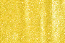 Golden Plate Texture Background