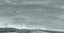 Large Waves And Stormy Seas La...