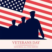 Veterans Day. 11th Of November.