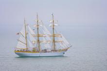 Three Masted Barque
