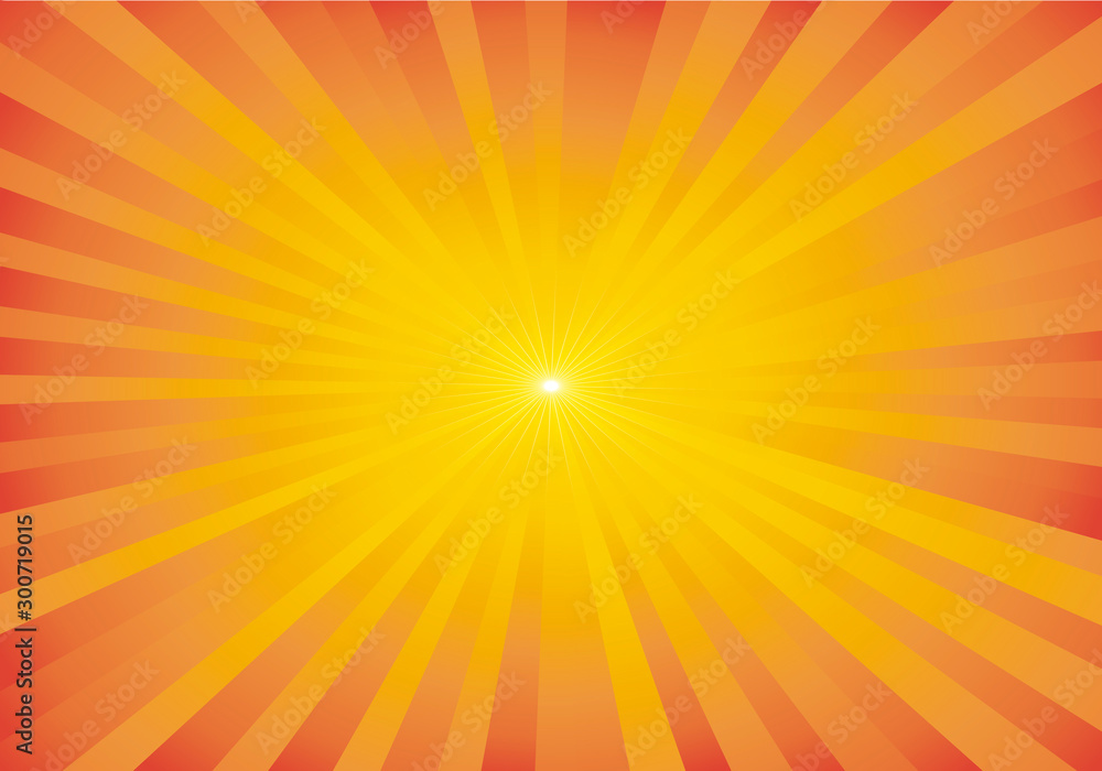 Fototapety, obrazy: Abstract sunny summer background design