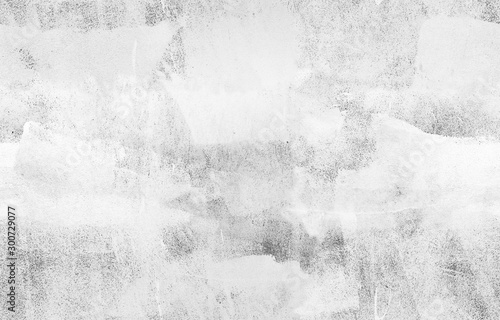 Grungy concrete wall seamless texture Canvas Print