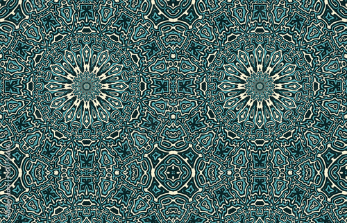 Lerretsbilde decorative oriental pattern