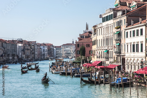 Fototapety, obrazy: Venice in Italy, the architecture of the city
