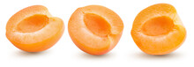 Collection Of Apricot Halves I...