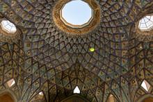 Interior Of The Kashan Bazar -...