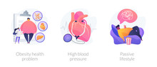 Overweight Issue, Heart Diseas...