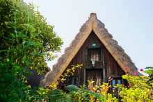 Traditional Cottage House On S...