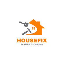 Logo Design Related To House R...