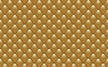 Vector Abstract Upholstery Gold Leather Texture Sofa Background