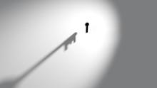 Shadow Cast By Imaginary Door ...