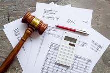 Bankruptcy Concept. Judge Hamm...