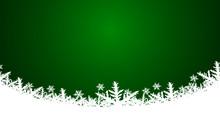 Vektor - Weihnachtlicher Hinte...
