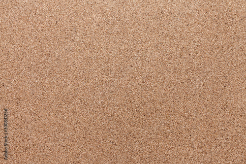 Fotografiet  cork texture background. Cork board.