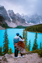 Moraine Lake Banff National Pa...