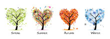 Four Seasons - Spring, Summer,...