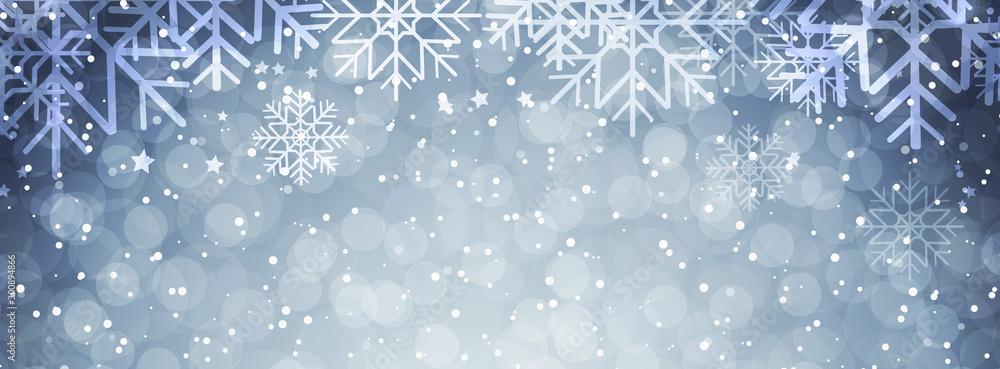 Fototapety, obrazy: Winter background