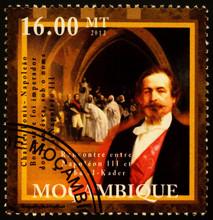 French Emperor Napoleon III (L...
