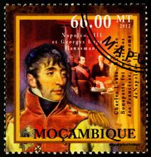 French Emperor Napoleon III (1...