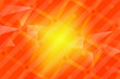 Leinwandbild Motiv abstract, orange, illustration, design, yellow, wallpaper, light, pattern, red, graphic, backgrounds, digital, backdrop, wave, color, lines, art, texture, colorful, artistic, technology, line, bright