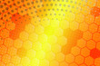 Leinwandbild Motiv abstract, pattern, illustration, orange, design, wallpaper, yellow, light, art, halftone, graphic, color, texture, backgrounds, blue, backdrop, technology, dots, green, red, dot, digital, space, wave