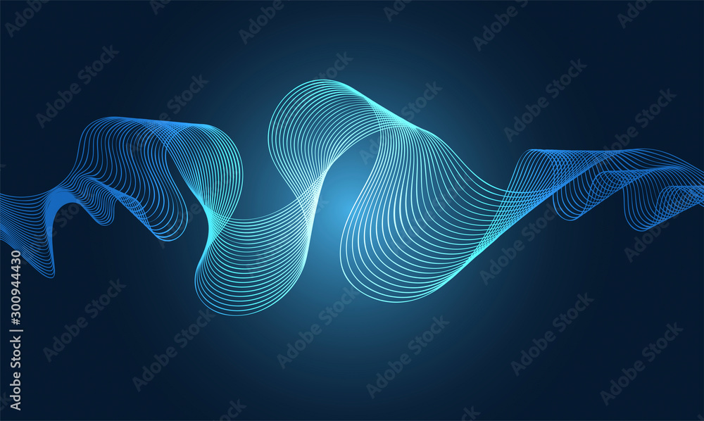 Fototapeta rete, hi tech, sfondo, internet, comunicazione