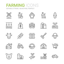 Collection Of Farming Related ...