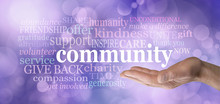 Your Community Matters Word Ta...