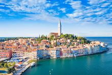 Croatia, Istria, Panorama Of B...