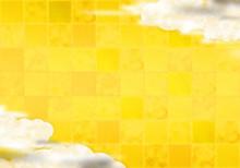 背景:市松模様 シン