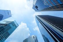 Common Modern Business Skyscra...