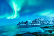 Vivid Northern Lights During P...