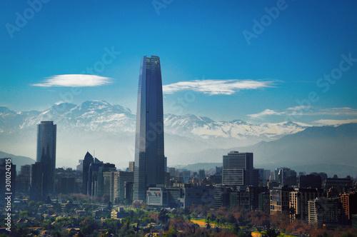 panorame-miasta-santiago-de-chile