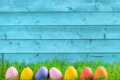 Easter. Canvas Print