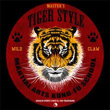 Tiger Illustration Art Print G...