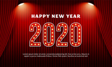 Happy New Year 2020 Billboard ...