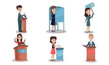 Politicians Participate In The...