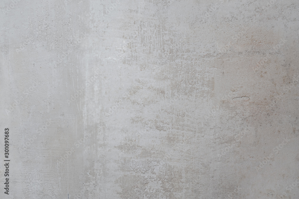 Fototapety, obrazy: Gray concrete wall backgrounds textured.