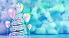 Beautiful Luxury New Year Chri...