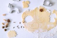 Homemade Animals Shape Cookies...