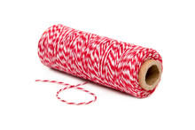 Spool Of Twine Red