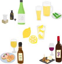 お酒のセット 日本酒...