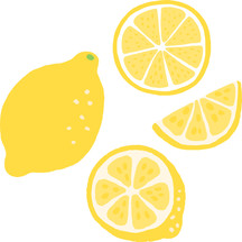 レモン カットレモン...