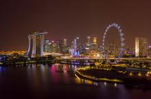 Singapore Flyer Giant Ferris W...