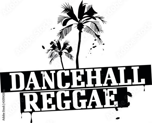 Dancehall Reggae Logo