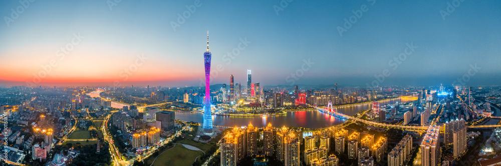 Fototapety, obrazy: Canton Tower